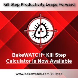 BakeWATCH Kill Step Calculator is now available to download